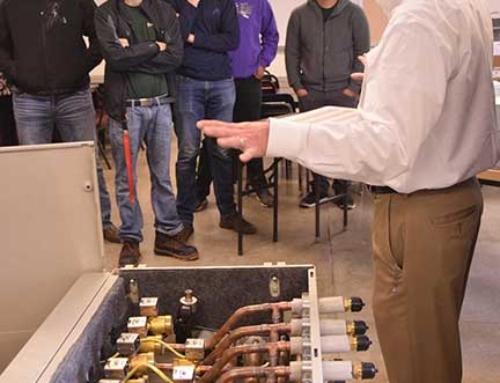 Lennox donates HVAC equipment to Salina Tech