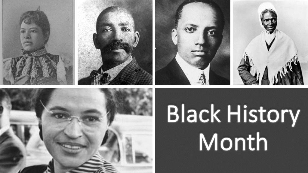 Black History Month Video
